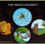The Proud Housefly