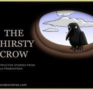 The Thirsty Crow