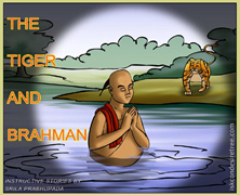 The Tiger And Brahmana
