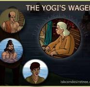 The Wager Of Yogi
