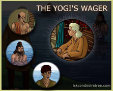 The Wager Of Yogi