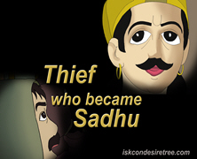 Thief Becomes Sadhu