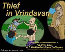 Thief In Vrindavan Comics
