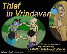 Thief In Vrindavan Comics