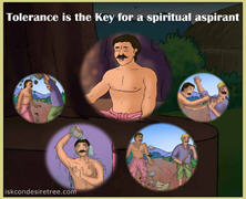 Tolerance Is The Key For A Spiritual Aspirant