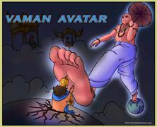 Vaman Avatara Comics