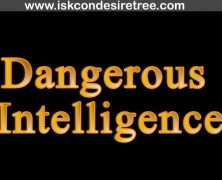 Dangerous Intelligence