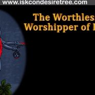 The Worthless Worshiper of Kali