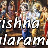 Dashavatara Series – 08 Lord Krishna and Balarama