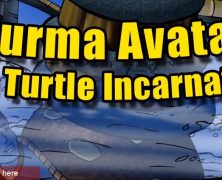 Kurma Avatar…The Turtle Incarnation