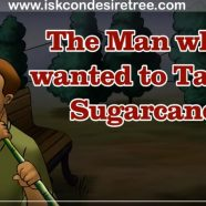 The Man Who Wanted To Taste Sugarcane