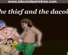 The thief and the dacoits