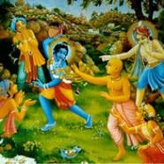 Krishna's Pastime