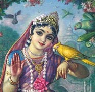 Vrinda Devi Astakam