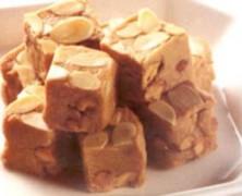 Almond Toffee Fudge