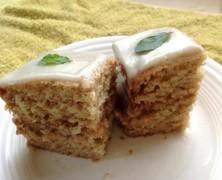 Basic Eggless Cake (Using Curd)