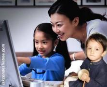 Co-operation Parent Child Relationship