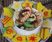 Christmas Sugar Cookies I