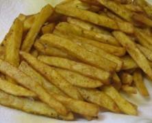 Masala French Fries Masala French Fries