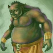 The Man Eating Rakshasa