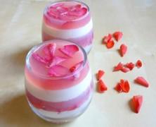 Rose,Milk and Honey Agar-Agar