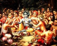 Sakhas of Lord Krishna