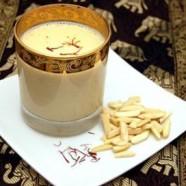 Scented Almond Milk Cooler