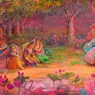 The Gopis Search For Krishna