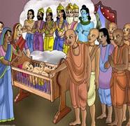Haridas Thakura's Pastimes