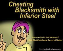 Cheating Blacksmith