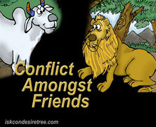 Conflict Among Friends