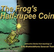 Frogs Half Rupee Coin
