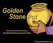 Golden Stone Pot-01