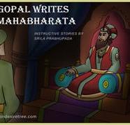 Gopal Writes Mahabharata