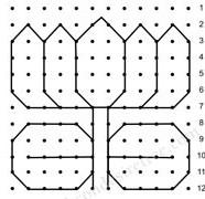 Grid Draw Sheet 01