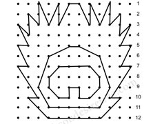 Grid Draw Sheet 02
