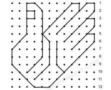 Grid Draw Sheet 14