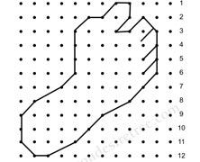 Grid Draw Sheet 15