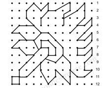 Grid Draw Sheet 17