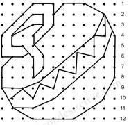 Grid Draw Sheet 18