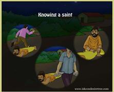 Knowing A Saint