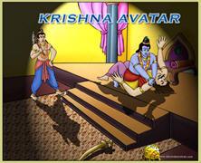 Krishna Avatara Comics