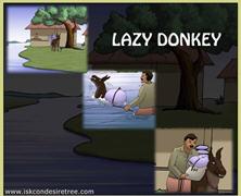 Lazy Donkey