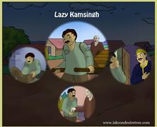 Lazy Kamsingh