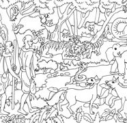 Colouring Sheet 02