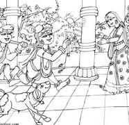 Lord Krishna Returning Home