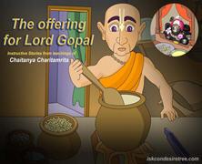 Showering Mercy Upon The Brahmana