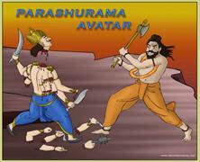 Parashurama Avatara Comics