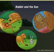 Rabbit And The Lion