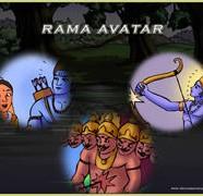 Rama Avatara Comics